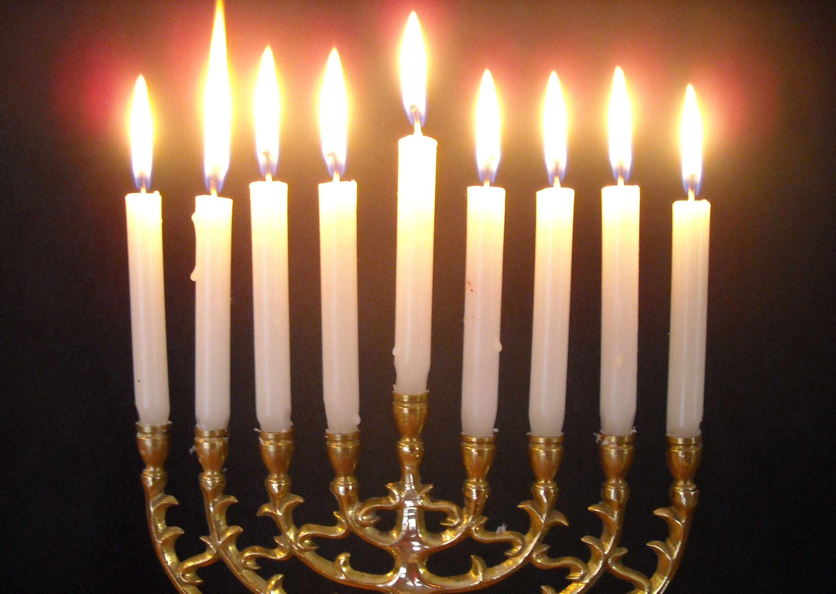 Why I'm Celebrating Hanukkah This Christmas