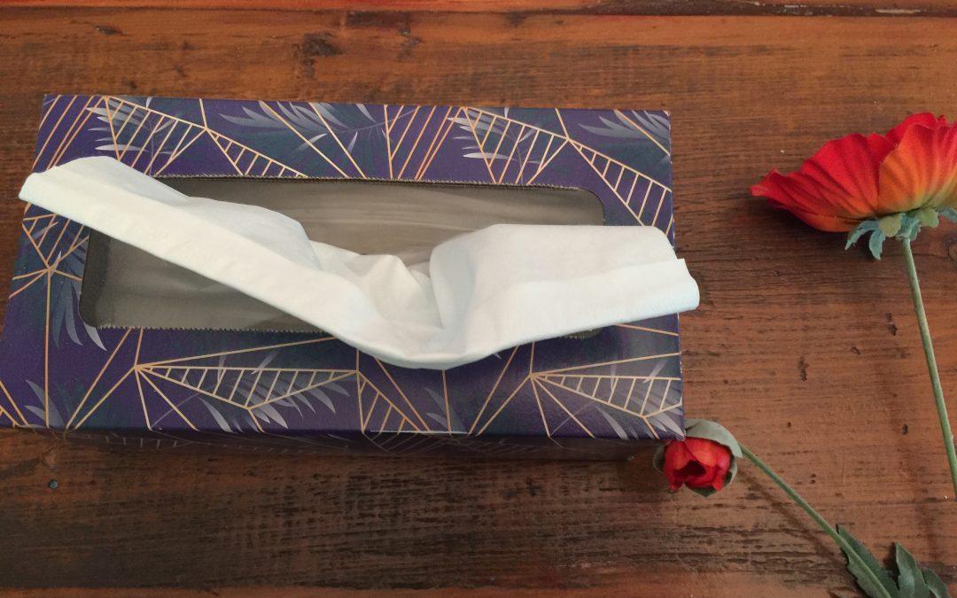 Tissue Box Confessional