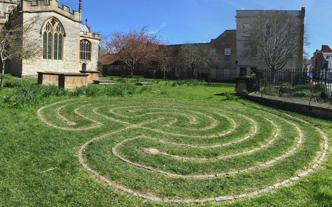 Wandering the Labyrinth Together