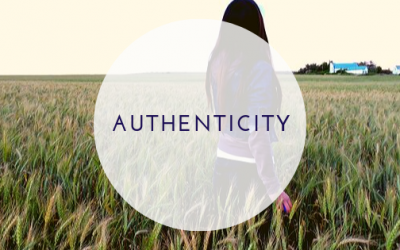 Scary, Contagious Authenticity