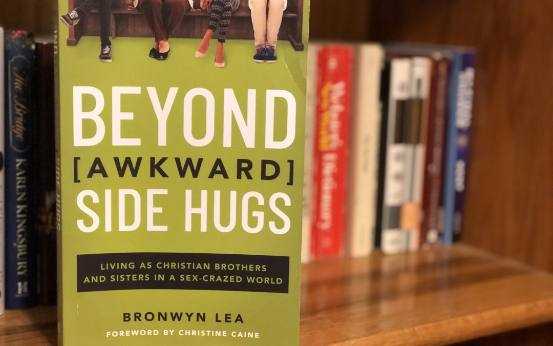Beyond Awkward Side Hugs