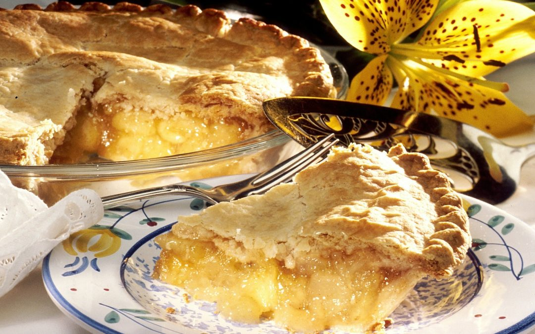 The Problem with Mock Apple Pie