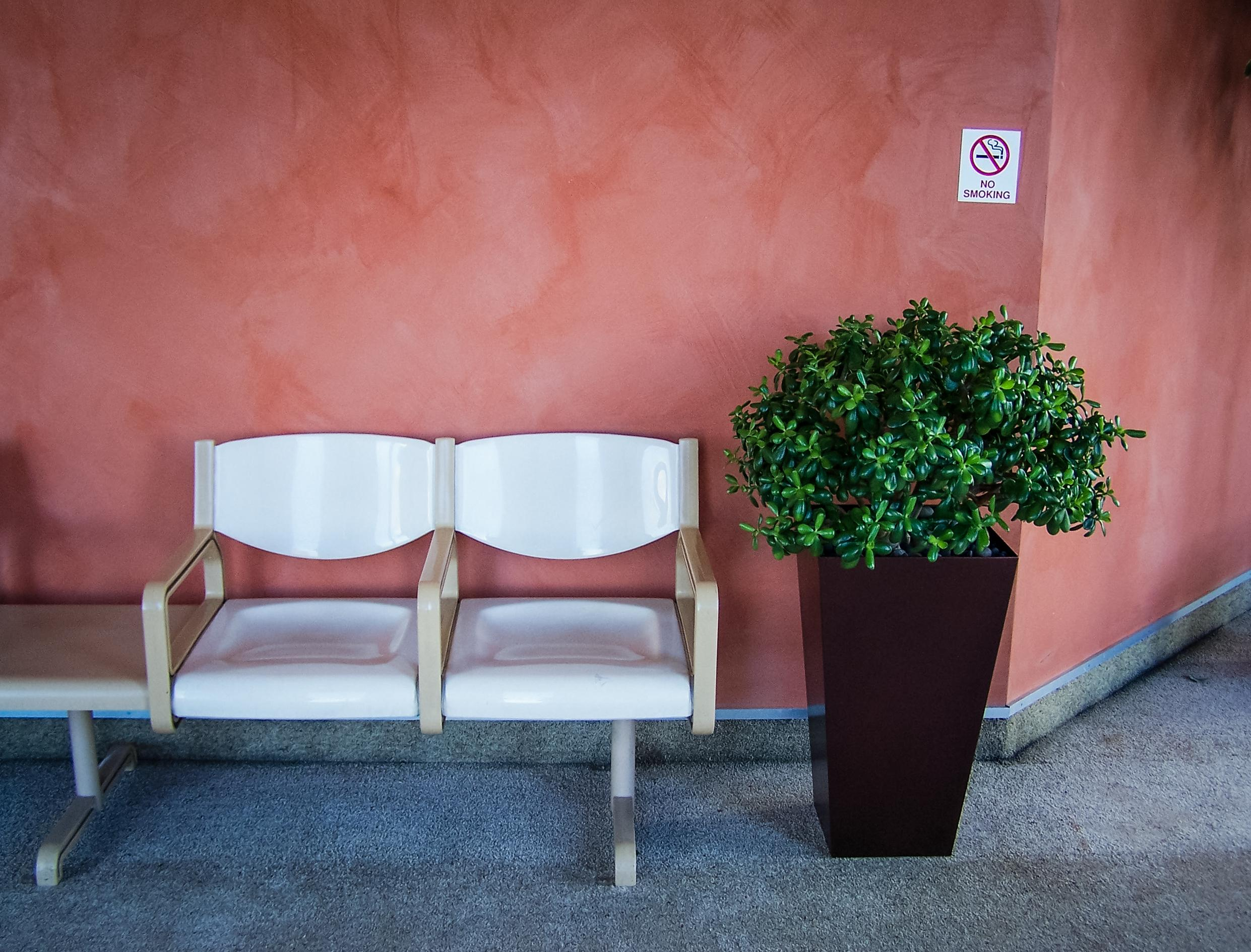 A Waiting Room in Motion