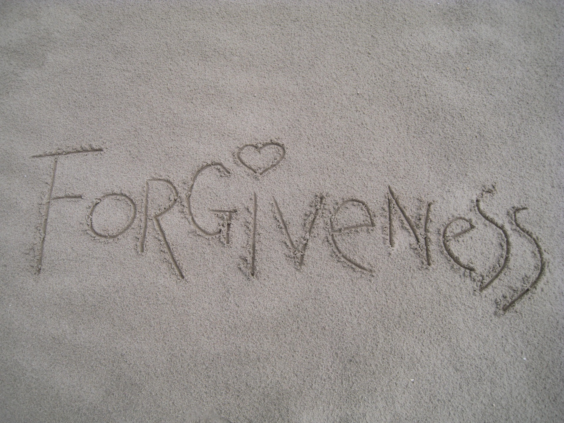 Forgiveness at Christmas