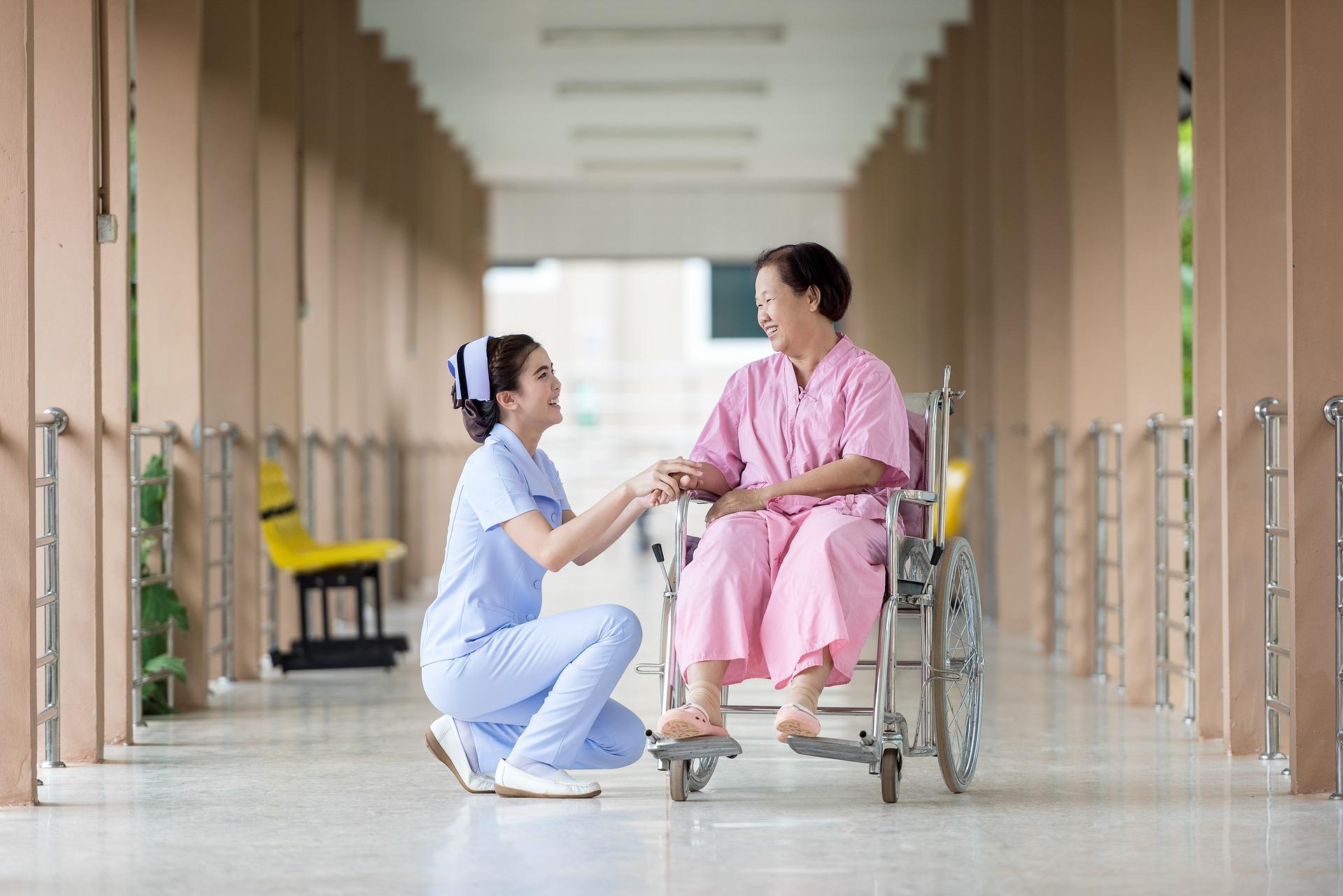 Hospitality: Entertaining or Healing?